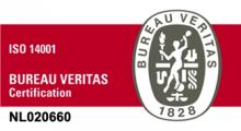 Nestaan ISO 14001 certified