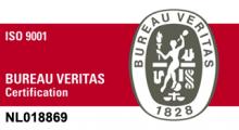Nestaan ISO 9001 certified